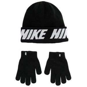 Nike Cordinato Cappello e Guanti da Bambino