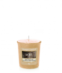 Yankee Candle - SWEET MAPLE CHAI - SAMPLER
