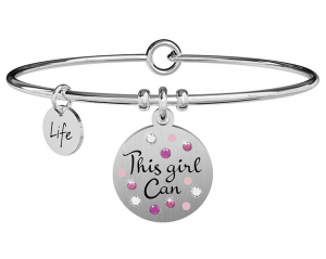 Kidult Bracciale Philosophy, This Girl Can