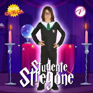 Costume Studente Stregone (nello stile di HARRY POTTER)