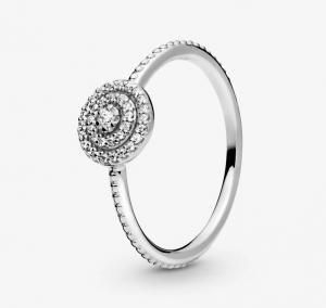Anello scintillante elegante -48