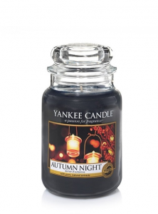 Yankee Candle - AUTUMN NIGHT - GIARA GRANDE