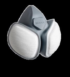 Semimaschera ultracompatta Compact Mask Moldex 5230 FFA2P3 R D
