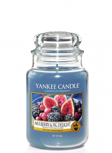 Yankee Candle - MULBERRY & FIG DELIGHT - GIARA GRANDE