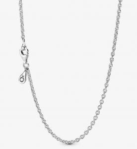 Collana a Cerchi (60 cm)