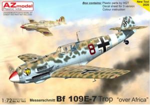 Messerschmitt Me-109E-7
