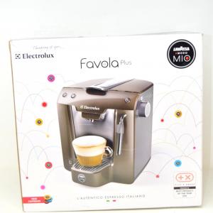 Macchina Caffè Electrolux Favola Plus Capsule Lavazza A Modo Mio