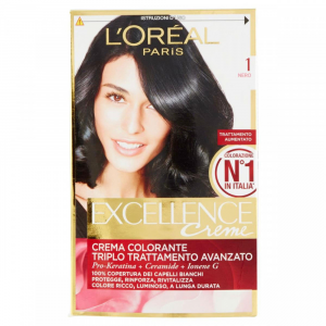 L'OREAL PARIS Excellence Creme. Diverse colorazioni