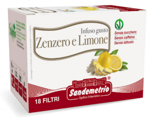 Zenzero e Limone - Sandemetrio