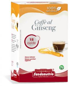 Caffè al Ginseng - Cialde - SanDemetrio