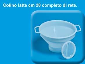 COLINO COMPLETO DI RETE CM. 28
