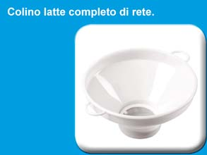 COLINO COMPLETO DI RETE DIAM.10
