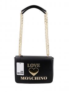 Love Moschino - Borsa a Tracolla - Nera
