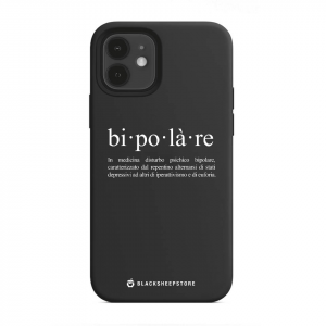 Cover Blacksheep bipolare iphone 12, 12 Pro, 12 Mini, 12 Pro Max