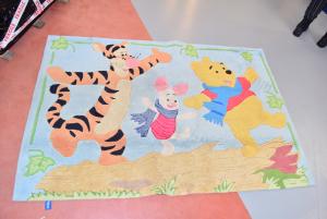 Tappeto Disney Winnie The Pooh 114 X 170 Cm