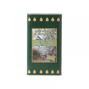 Olio vergine Ogliarola 3L 2020/21 - Olio vergine di oliva Pugliese cultivar Ogliarola Sante in Latta da 3 Litri - Terre di Ostuni-2-3
