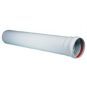 PROLUNGA MF DN 80 (SDOPPIATO) Lungh. 500 mm.
