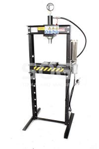 Pressa idraulica oleopneumatica doppia velocit SOGI P20-MP da 20 Ton