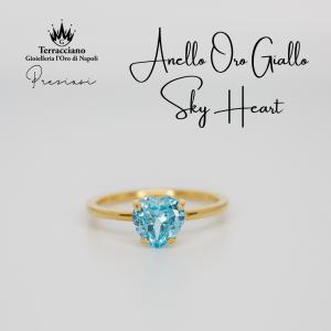 Anello Sky Heart