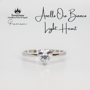 Anello Light Heart