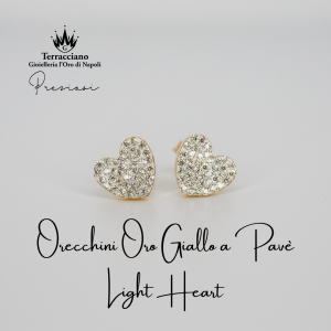 Orecchini Light Heart