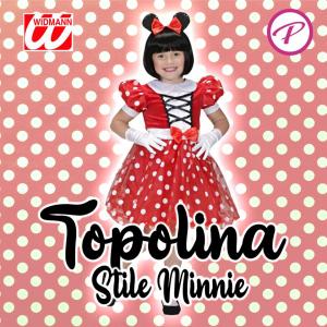 Costume Topolina (nello stile di Minnie)