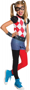 Costume Harley Quinn (DC Super Hero Girls)