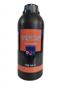 CONVERTITORE DI RUGGINE 750ML