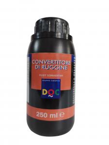 CONVERTITORE DI RUGGINE 250ML