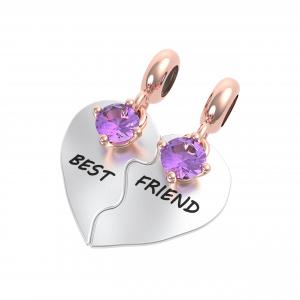 RERUM, Best - Friend Set di 2 charms