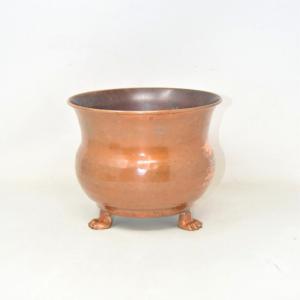 Holder Copper Vase 15x18 Cm