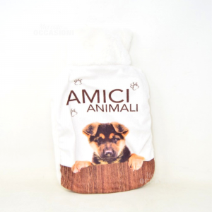Bag Water Warm Furry Friends Animals Binca