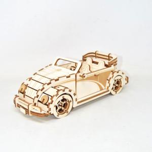 Model Wood Auto Wolkswagen 30 Cm