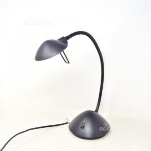 Desk Lamp Black Pam Adjustable 44 Cm