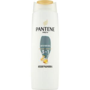 PANTENE Shampoo + Balsamo Antiforfora 3 in 1 225 ml