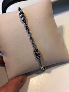 Bracciale in argento 925% linea Marana