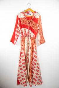 Abito lungo indiano | abbigliamento stile etnico