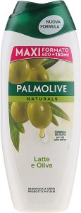 PALMOLIVE Naturals Latte e Oliva Bagnocrema 750ml
