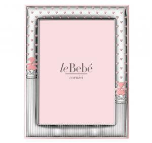 LeBebé Cornice Linea Bubble - Rosa 13x18