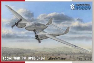 Focke Wulf Fw 189B