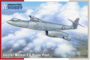 Gloster Meteor F.8