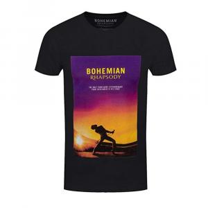 T-shirt manica corta Queen Bohemian Rhapsody taglia M