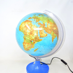 Globe Shiny 45 Cm Height Total