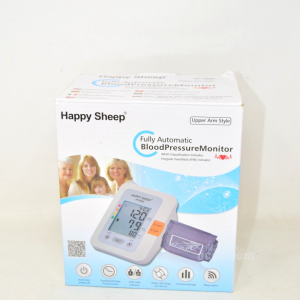 Blood Pressure Meter Happy Sheep