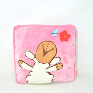 Cushion Square Nici Pink 27x27 Cm