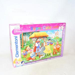 Puzzle Clementoni Principesse Disney 24 Pezzi