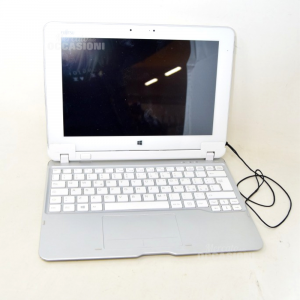 Notebook / Tablet Touch Fujitsu Stylistic Model Q584 With Power Supply