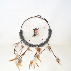 Scacciapensieri Indian With Piume