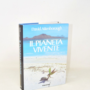 The Pianeta Vivente,david Attenborough De Agostini