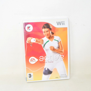 Video Game Nintendo Wii Active Personal Trainer